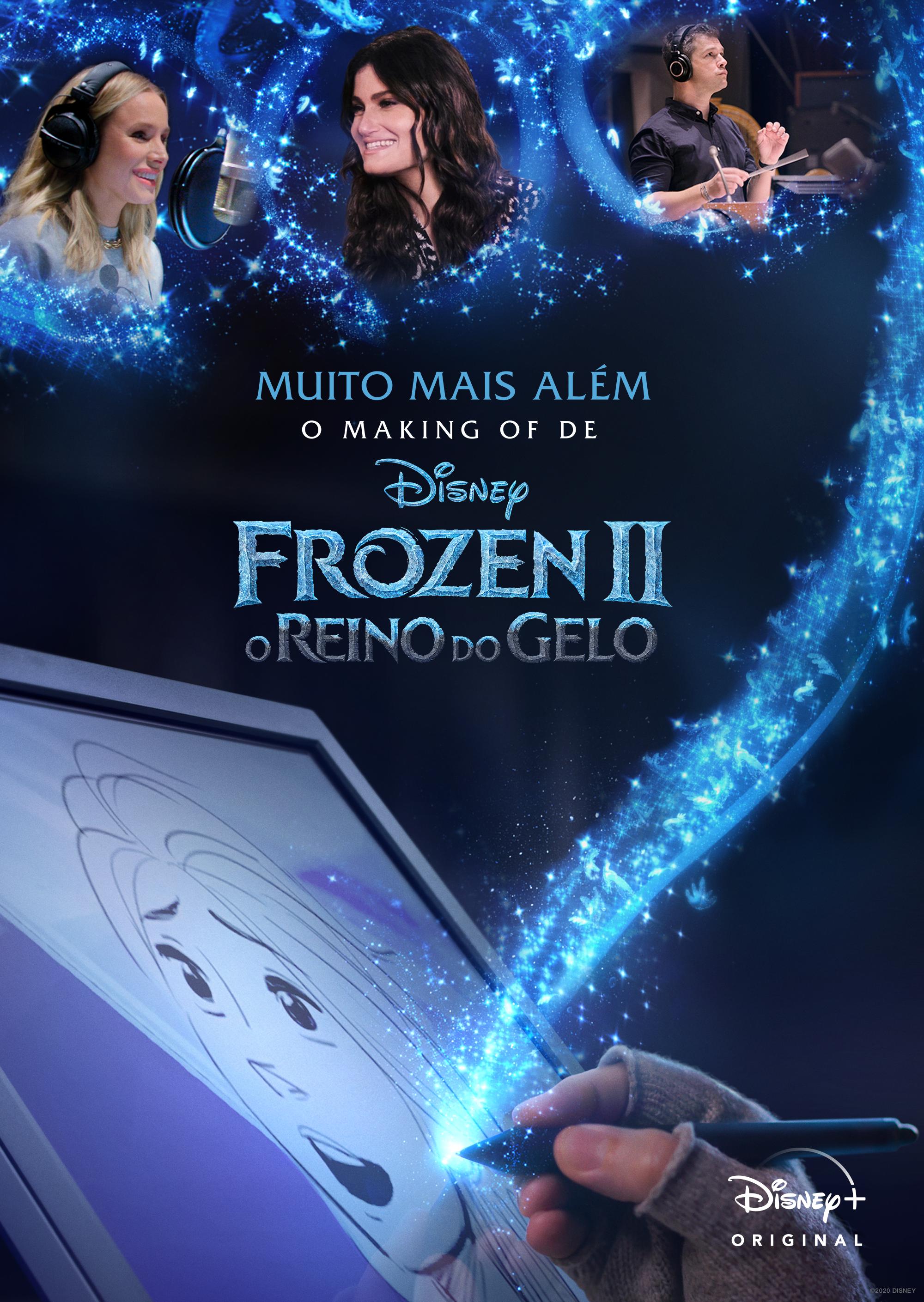 Muito Mais Além: O Making of de Frozen 2: O Reino do Gelo