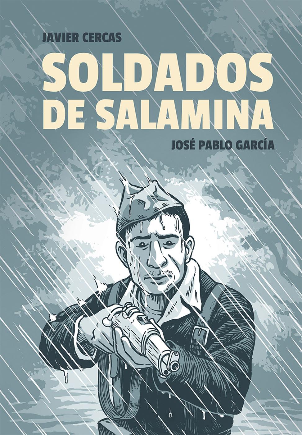 Soldados de Salamina - Novela Gráfica