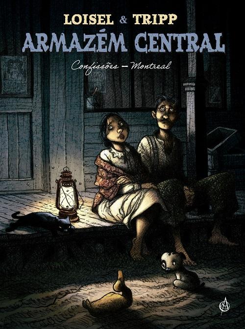 Armazém Central 4 e 5