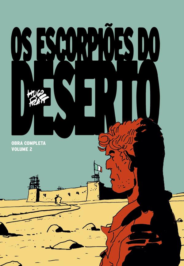 Os Escorpiões do Deserto - Obra completa (Vol.2)