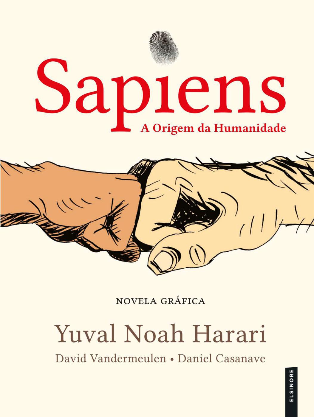 Sapiens: A Origem da humanidade - Novela Gráfica