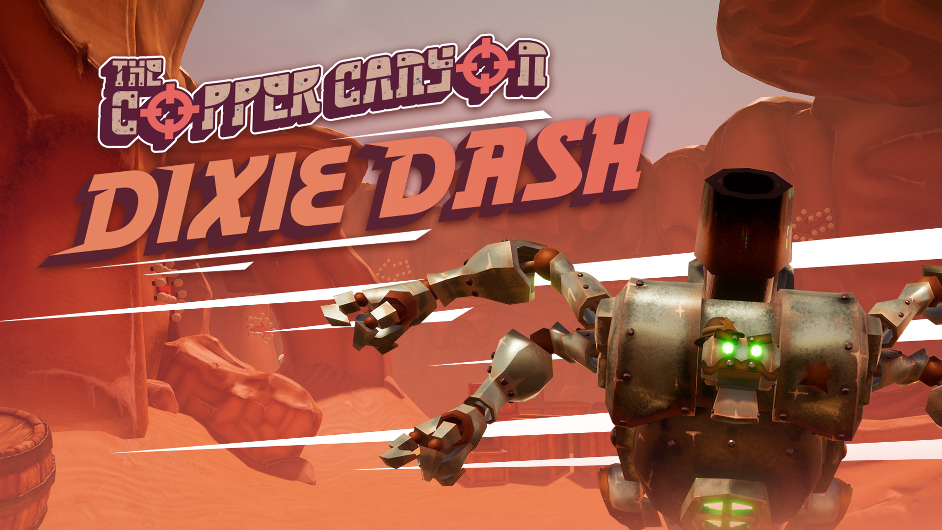 Copper Canyon Dixie Dash