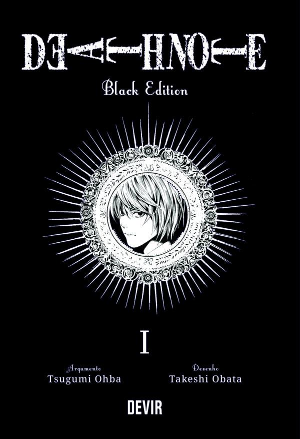Death Note Black Edition vol. 1