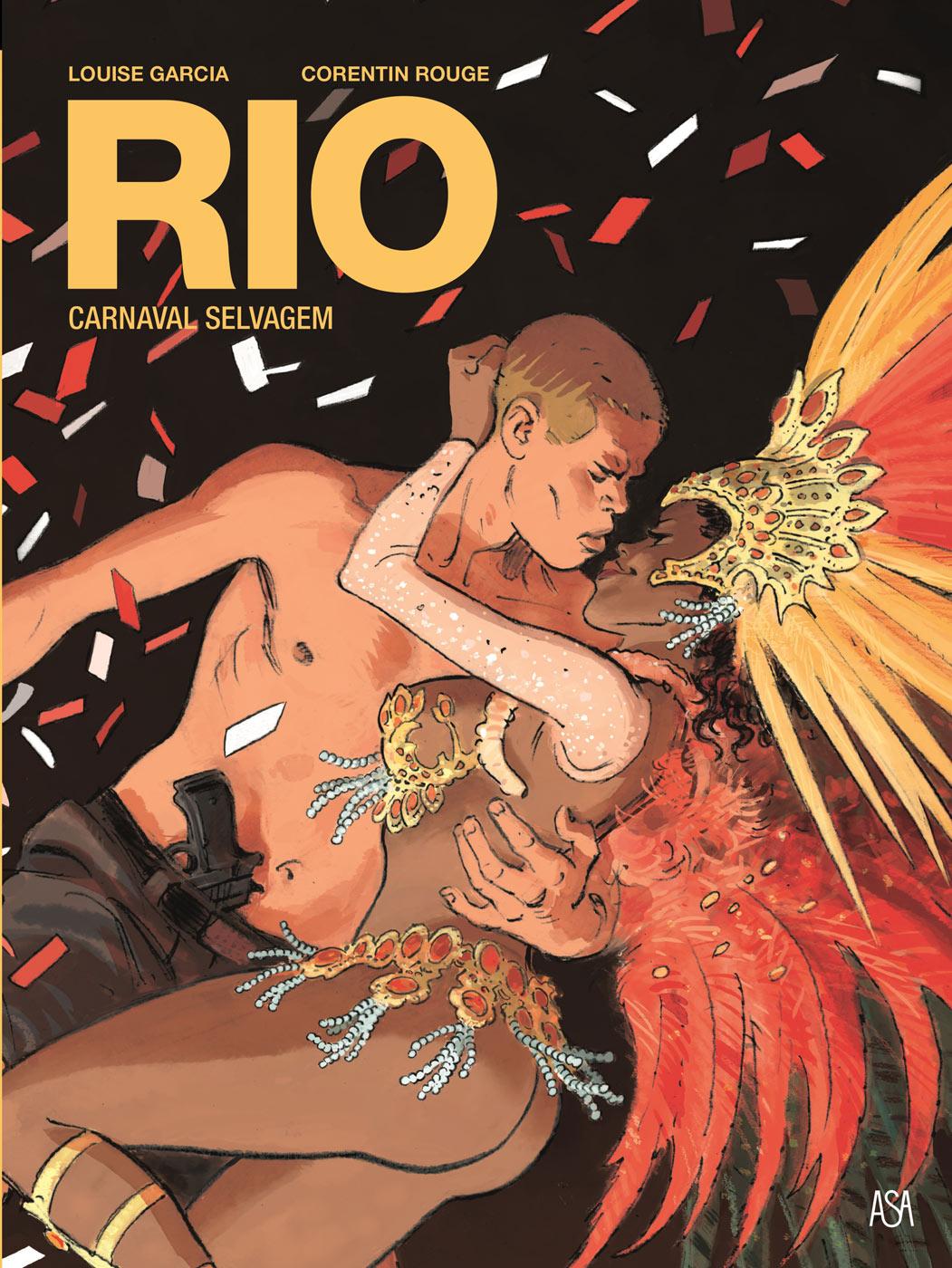 Rio vol. 3 - Carnaval Selvagem