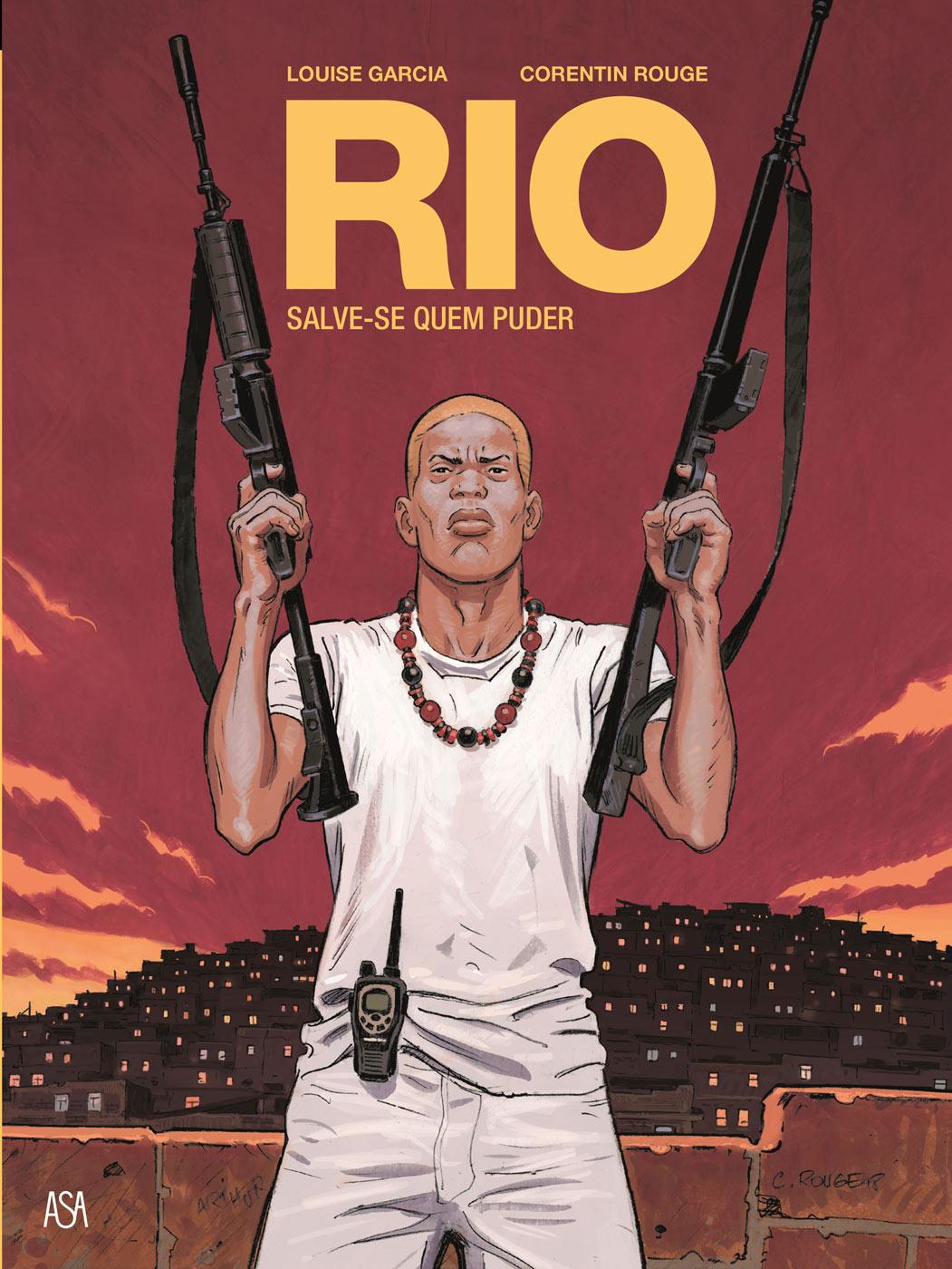 Rio Volume 4 - Salve-se Quem Puder