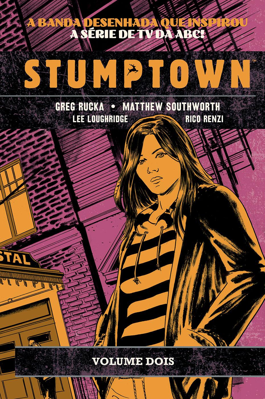 STUMPTOWN vol. 2 - O Caso da Bebé no Estojo de Veludo