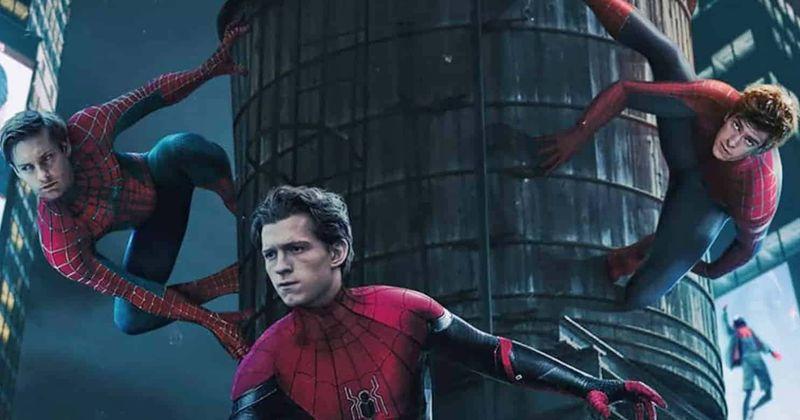 3 Homem Aranha por gerações