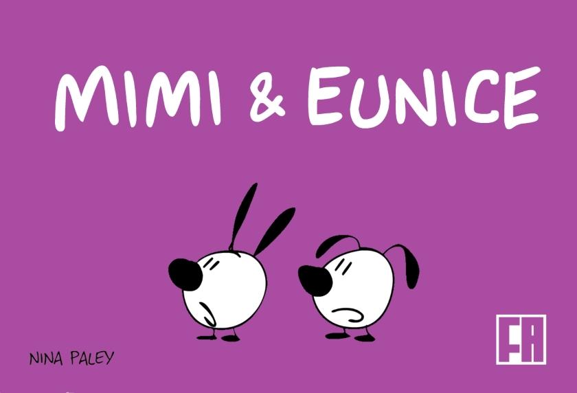 Mimi e Eunice por Nina Paley