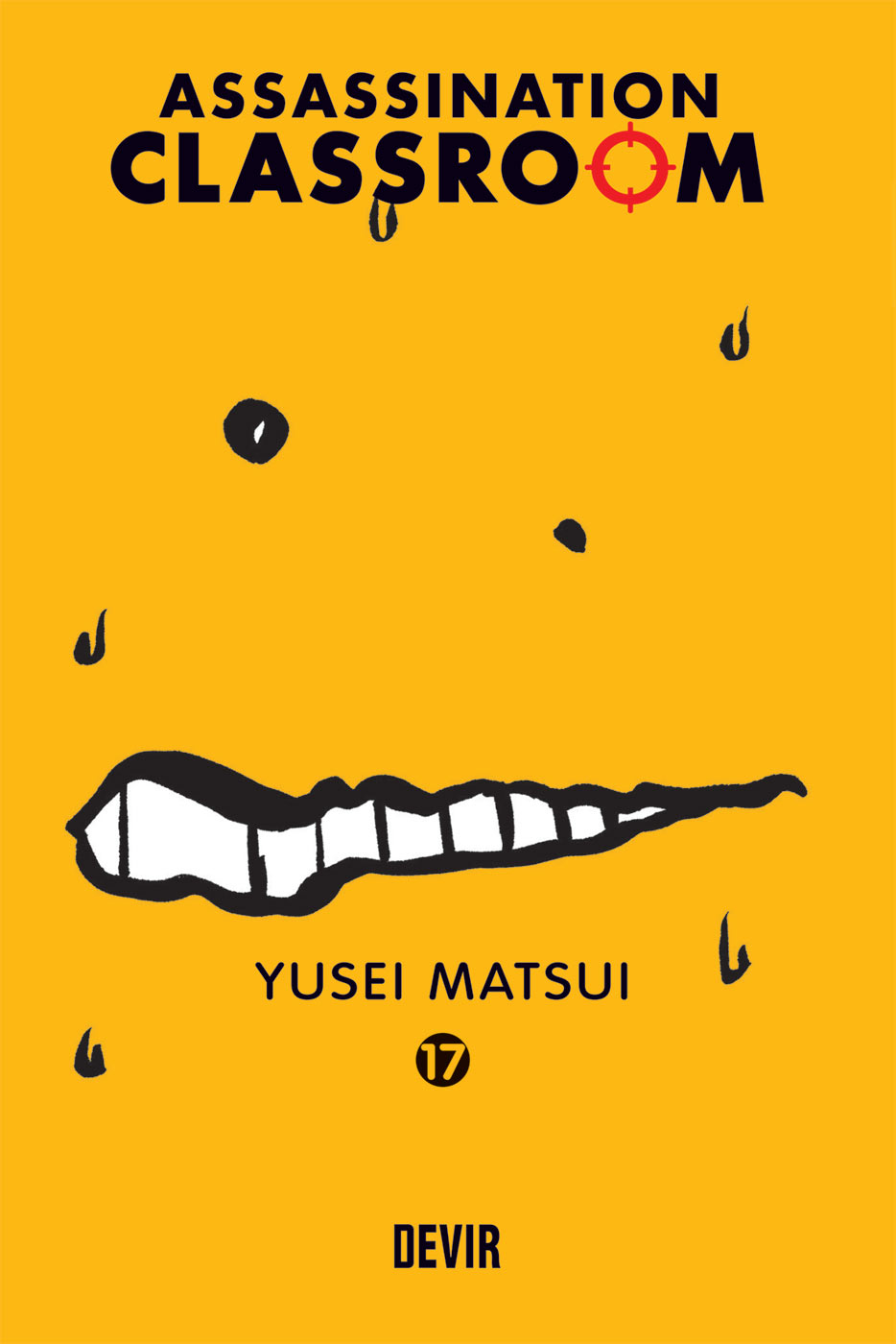 Assassination classroom 17