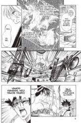 Samurai Errante Vol.15 - O gigante contra o super-humano