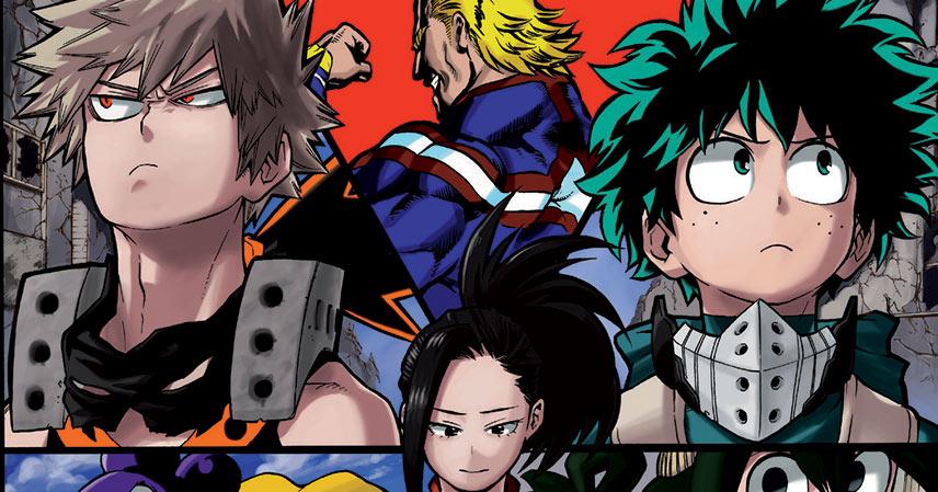 My Hero Academia Vol. 8 - A Ascenção de Yaoyorozu