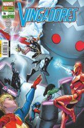 Os Vingadores #16