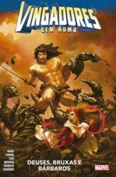 Vingadores: Sem Rumo Vol. 2