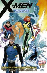 X-Men: Equipe Azul Vol. 2
