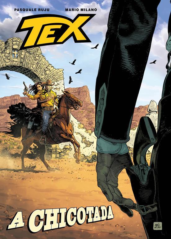 TEX vol. 1: A CHICOTADA