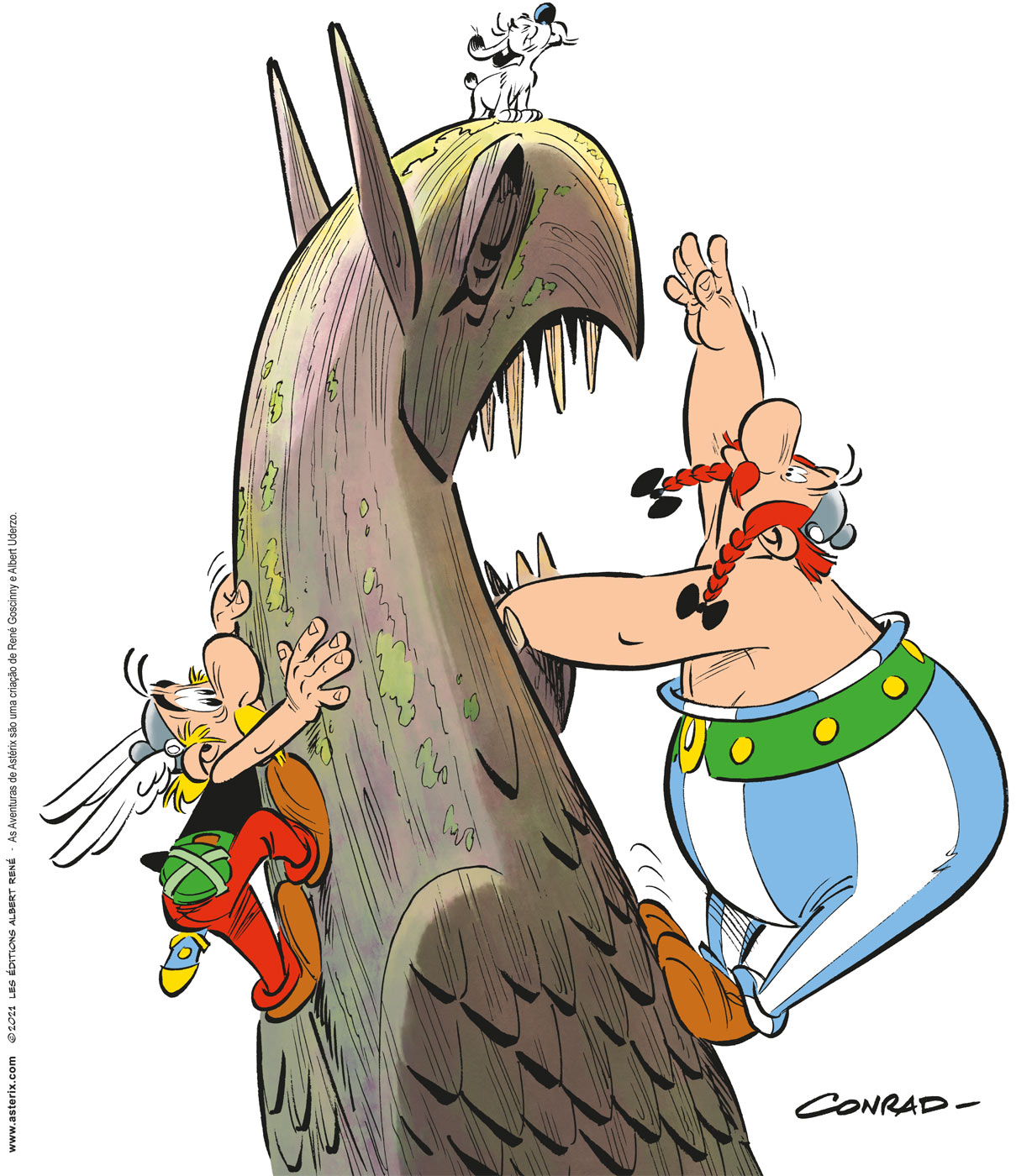 Astérix e o Grifo