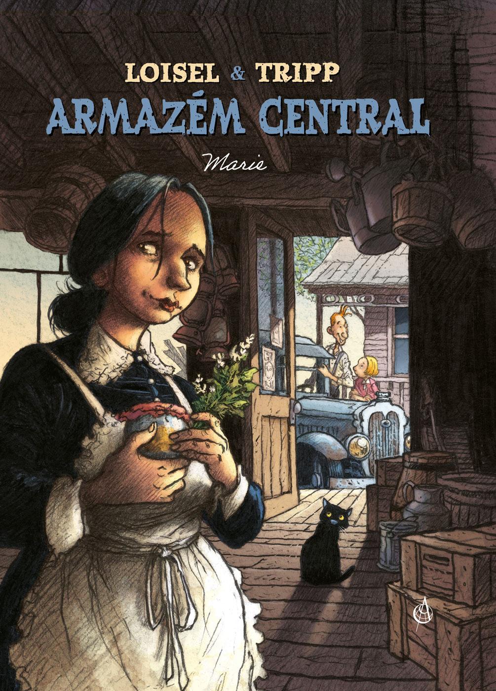 Armazém Central Volume 1 Marie
