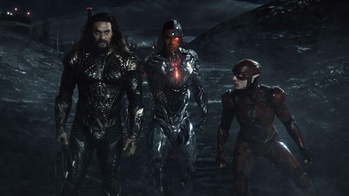 Justice League Snyder's cut