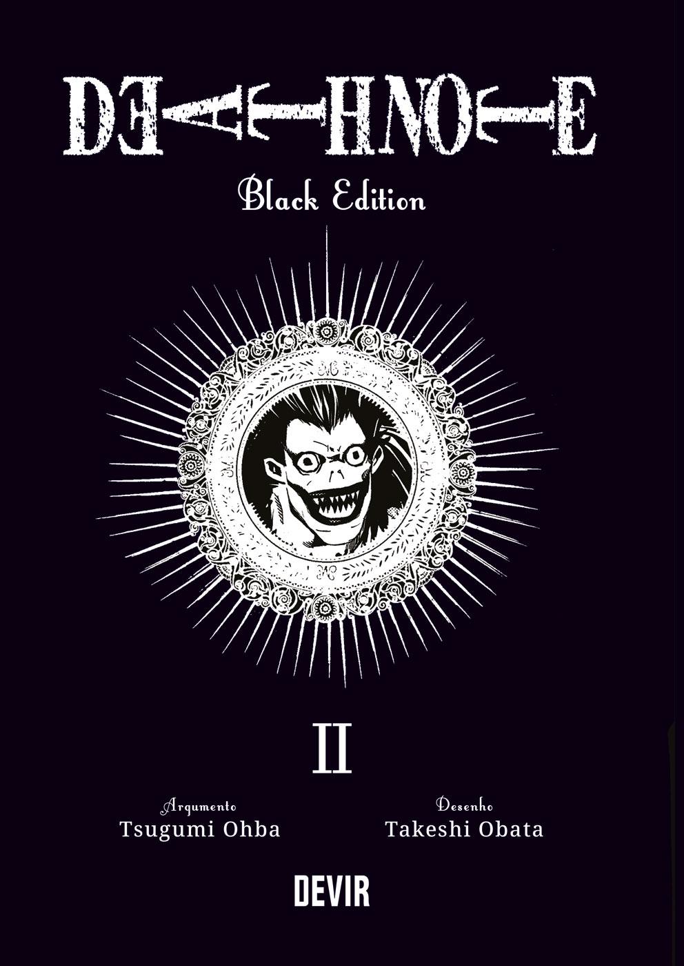 Death Note - Black Edition 2