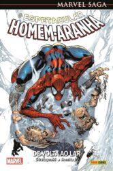 Marvel Saga: O Espetacular Homem-Aranha Vol. 1