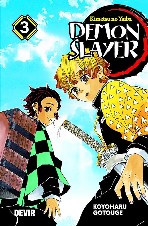 Demon Slayer Vol. 3