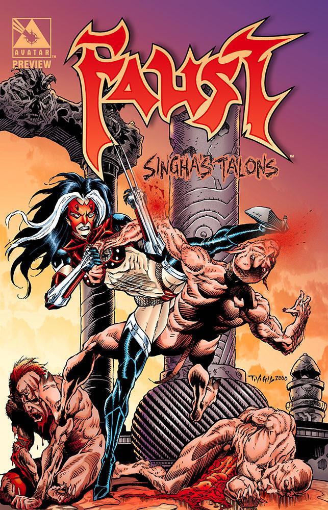 Faust comic