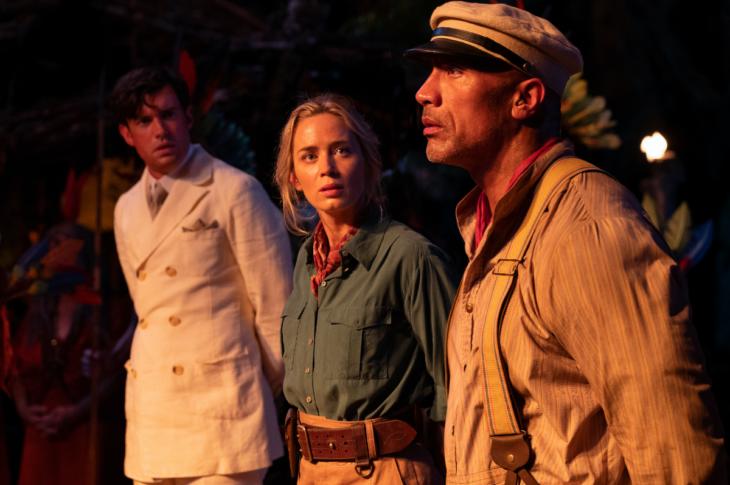 Jungle Cruise: A Maldição nos Confins da Selva |