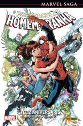 O Espetacular Homem-Aranha Vol. 4 Marvel Saga