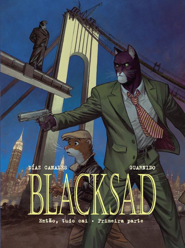 Blacksad 6 - Então tudo cai (Primeira parte)